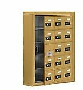 5 Doors High With Combination Locks 19155 10 c Size 30 5 W X 31 H X 6 25 D