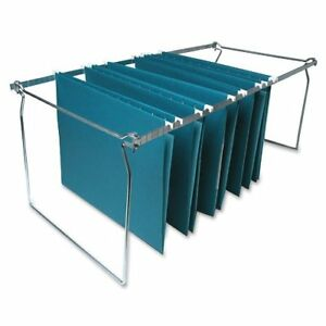 S p Richards Company Hanging File Folder Frames Letter 6 Per Box Stainless S