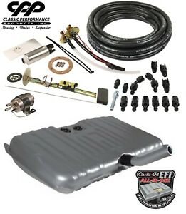 1970 Chevy Chevelle Ls Efi Fuel Injection Gas Tank Fi Conversion Kit 90 Ohm