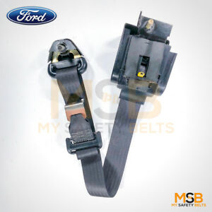 1998 00 Ford Explorer Oem Seat Belt Rear Right Pass My Safety Belts Inc