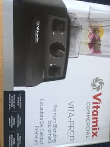 New Vitamix Vita prep Commercial Food Blender Vm0101 062827
