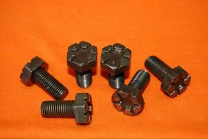 1965 1966 1967 F100 Ford Truck Manual Transmission 3 Or 4 Speed Fly Wheel Bolts