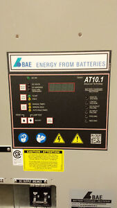 Industrial Battery Charger At10 1 Electronic Float Rectifier 12 130vdc 5 100 Amp