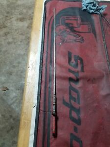 1956 62 Corvette Embossed Fi 2x4 283 327 Real Deal Original Dipstick Full Add