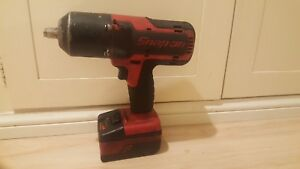 Snap On 18v Battery Impact Wrench Ct7850