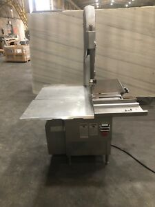 Biro 3334 Commercial And Industrial Butcher Meat Processing Band Saw
