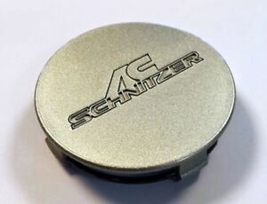 For Type Ii Type Iii Ac Schnitzer Silver Wheel Center Cap Round 75mm 36133897