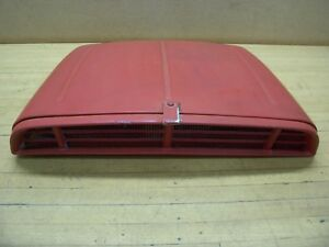 Vintage 1957 1965 Ford Truck Hood Scoop Pontiac Super Duty 1960s Gasser Rat Rod
