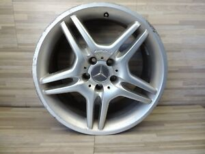 Oem Mercedes 03 06 W211 E55 Amg Alloy Wheel Rim 21140126702 233