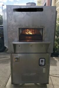 Woodstone Natural Gas Hearth Pizza Oven Model Ws ms 4 gg ng