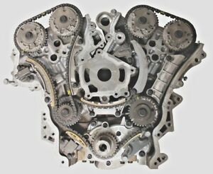 3 6l Gm chevy Dohc Long Block 3 Year unlimited Miles Warranty