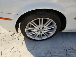 2000 01 2002 2003 2004 05 206 2007 2008 Jaguar S Type Set 4pc 18 Wheels Tires