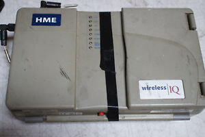 Hme Wireless Iq Base 6000 Drive Thru Intercom System Base Station