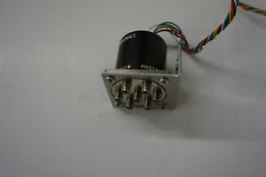 Teledyne Cr 38s160 Coaxial Switch