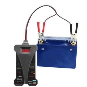 Pro 12v Car Vehicle Digital Battery Tester Analyzer Led Auto Diagnostic Ts