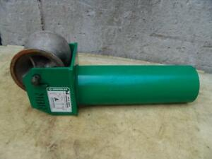 Greenlee 441 5 Cable Tugger Puller Feeding Sheave 1 Mint Condition