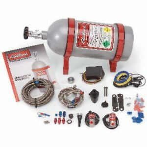 Nitrous Oxide Injection System Kit Performer Efi Dry System Fits 2005 Mustang V6