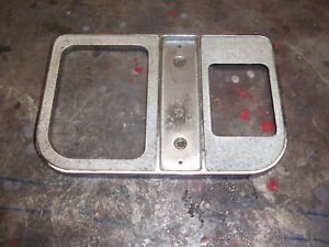 1959 1960 1961 1962 Corvette Original Shifter Trim Plate