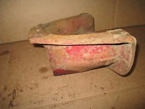 Farmall C Super C 200 230 240 Factory Adjustable Wide Front Axle Bolster