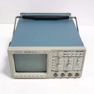 Tektronix Tds 460 Four Channel Digitizing Oscilloscope