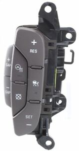 Cruise Control Switch Wells Sw7942 Fits 2007 Cadillac Dts