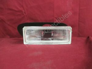 Nos Oem Pontiac Firebird Rectangular Fog Lamp 1996 97 Right Hand