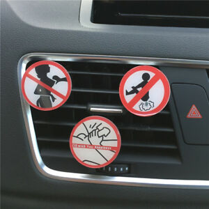 Car Air Conditioning Vent Clip Perfume Fragrance Air Freshener For Vehicle Car