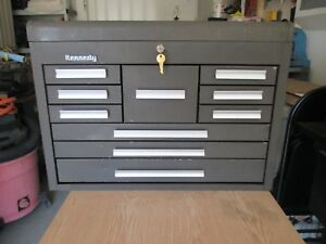 Kennedy 10 Drawer Tool Chest 360