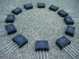 One Lot 800 Bridge Rectifiers 600v 2a Rs205 kbp06 New And Unused