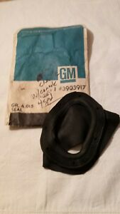 1966 1967 Chevelle El Camino Lower Shifter Boot Seal With Console Nos 3903917