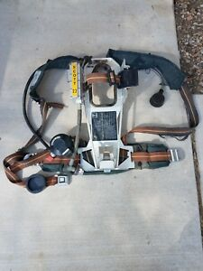 Scott 2 2 Scba Pressure Demand Regulator Pack Harness Firefighter Rescue Air Pak