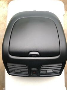 2002 2006 Nissan Sentra Se R Spec V Oem Dash Top Compartment Storage Bin Black