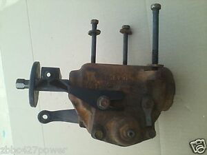 78 87 G Body Manual Steering Box Malibu Cutlass Regal Monte Grand Prix Lemans