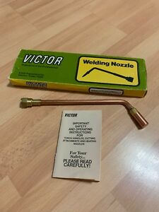 Genuine Victor 6 mfa 1 Multiflame Rosebud Heating Tip For 100 100c 100fc