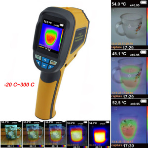 ir Infrared Thermal Imager Visible Light Camera 1024pixels 20 300