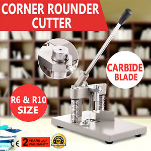 Corner Rounder Cutter Usa Stock Pvc paper Craft Trimmer Thin Aluminum Sheet