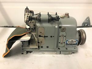 Merrow M 3dr Narrow Edge Stitch Save Now Industrial Sewing Machine