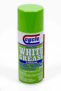Cyclo White Lithium Grease 11 50 Oz Aerosol P N C34