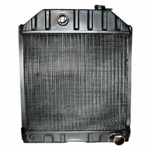 81875325 Aftermarket Radiator For Ford new Holland Models 2000 2300 2600