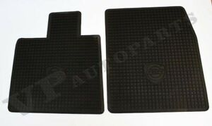 Volvo P1800 1961 69 Carpet Kit Accessory Black Rubber Made In Sweden Oe Tooling