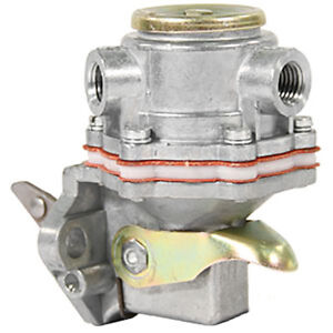 Fuel Lift Feed Pump Fiat Hesston Tractor 566 570 580 600 640 666 670 680 766 780