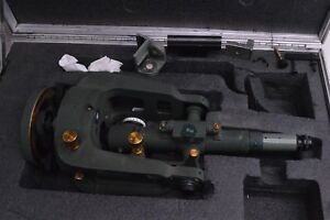 K e Keuffel Esser Alignment Jig Transit Scope 71 1010 With Case