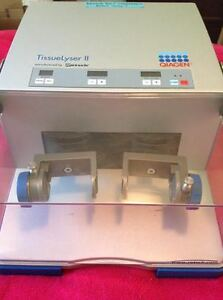 Qiagen Tissuelyser Ii Retsch Mm400 Mixer Mill Grinder Low Use Clean Nice 50 Off