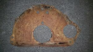 1958 1976 Ford Mercury Fe Engine Block Plate 352 360 390 428 Used Ford Part