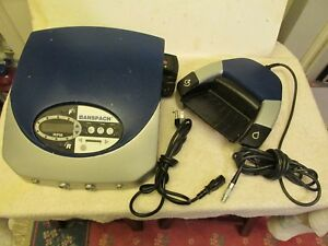 Anspach Sc2000 Power Control Console And Foot Switch For Emax2 Drill System