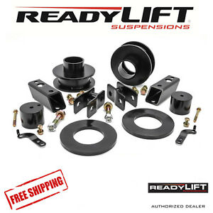 Readylift 2 5 Front Leveling Kit Fits 2011 2019 Ford F250 F350 Superduty 4wd