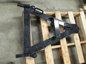 N O S Meyer Snow Plow A Frame For C Series Plows Classic Mount 13608 12 Cyls