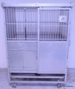 Pe f81976 Stainless Steel Animal Cage