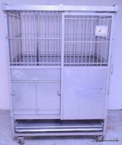 Pe f81932 Stainless Steel Animal Cage