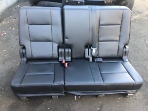 2013 2018 Ford Explorer Second Row Seats Brand New